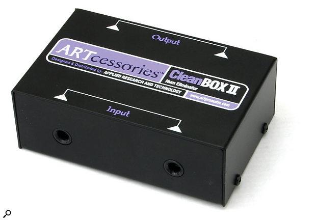 ART Cleanbox II.