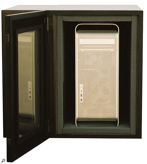 Noren Acoustilock gCab Computer Cabinet