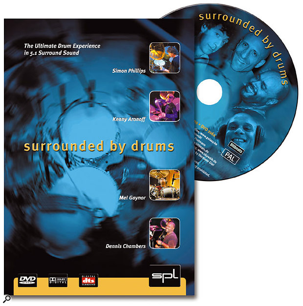 DVD Review: SPL Surrounded By Drums