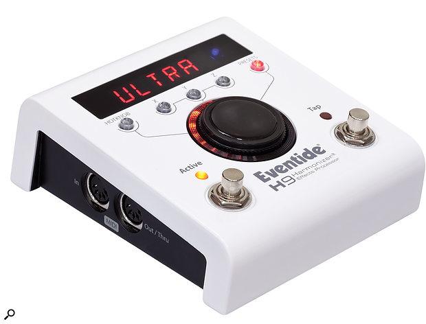 Eventide H9 & H9 Core pedal.