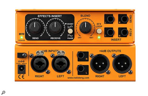 Radial EXTC Stereo
