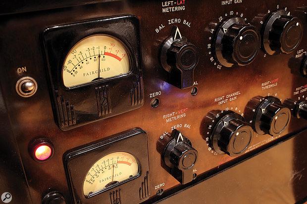 Fairchild 660 & 670