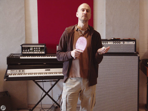 Recording Franz Ferdinand