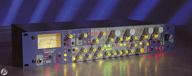 Focusrite ISA430 MkII
