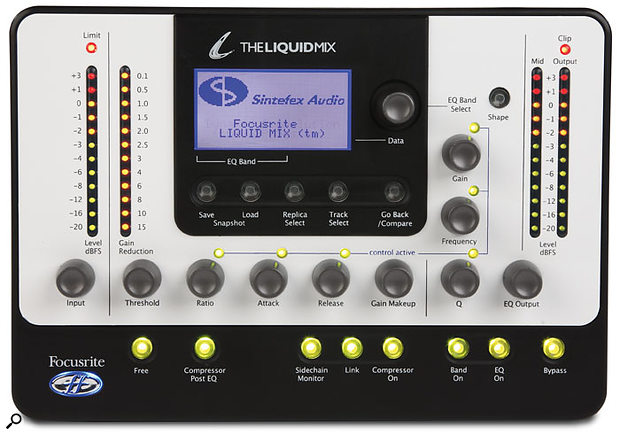 Focusrite Liquid Mix