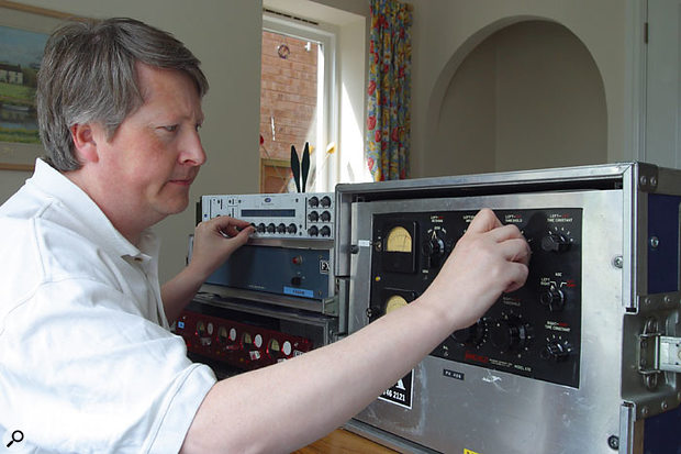 SOS Technical Editor Hugh Robjohns lines up the Liquid Channel against the Pultec MB1 and Focusrite Red 1 preamps, as well as the celebrated Fairchild 670 compressor, in order to critically evaluate the quality of the convolution processing.