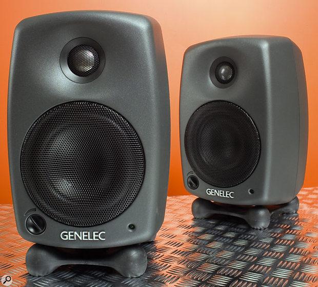 Genelec 8020A