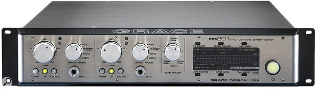 Grace Design m201 mic preamp.