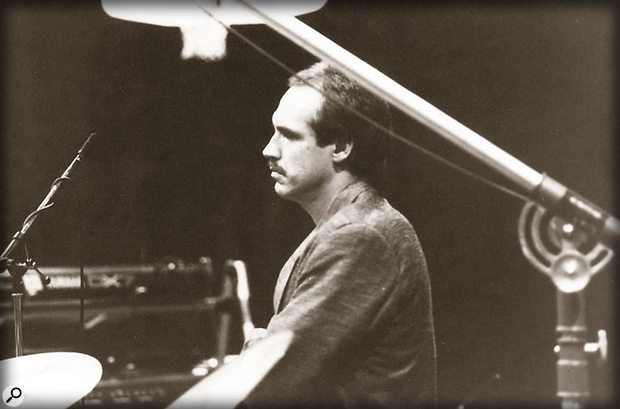 Greg Ladanyi at the Complex in 1984.