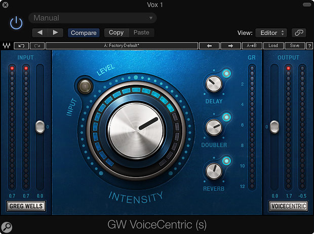 Greg Wells VoiceCentric.