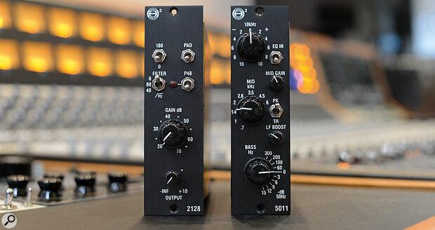 H2 Audio 2128 & 5011