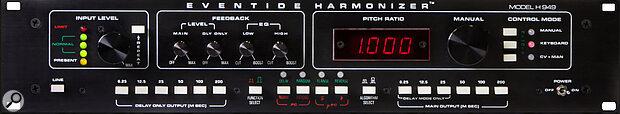 Eventide Harmonizer H949