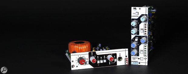 Haciedna Labs 500-series Modules