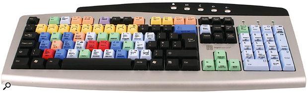 BSP Cubase Keyboard