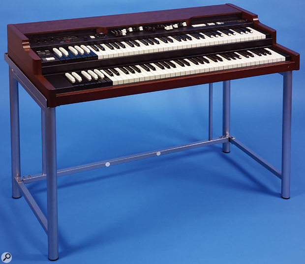 Hammond XK3/XLK3 & Leslie 2121/2101