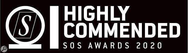 SOS Awards - Highly Commended 2020 logo