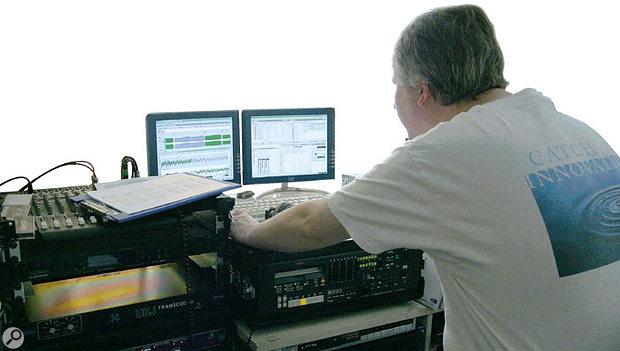 Stereo Editing & Mastering