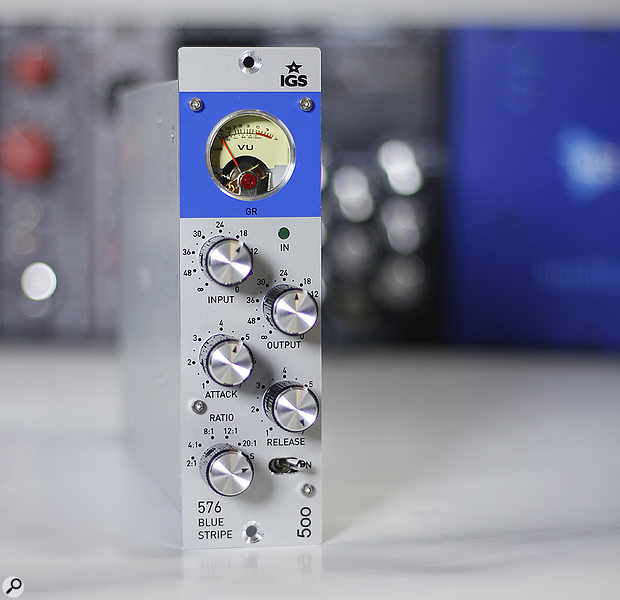 IGS Audio 576 Blue Stripe