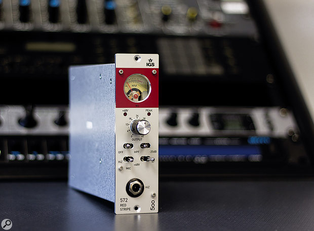 IGS Audio 572 'Red Stripe'