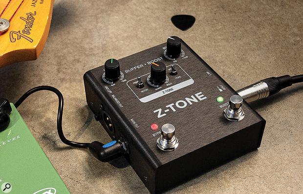 IK Multimedia Z-Tone Buffer Boost & Z-Tone DI