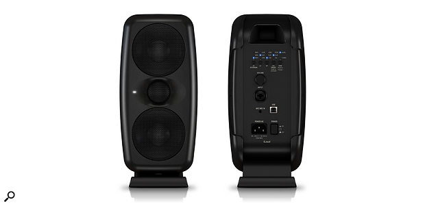 The new iLoud MTM monitors.