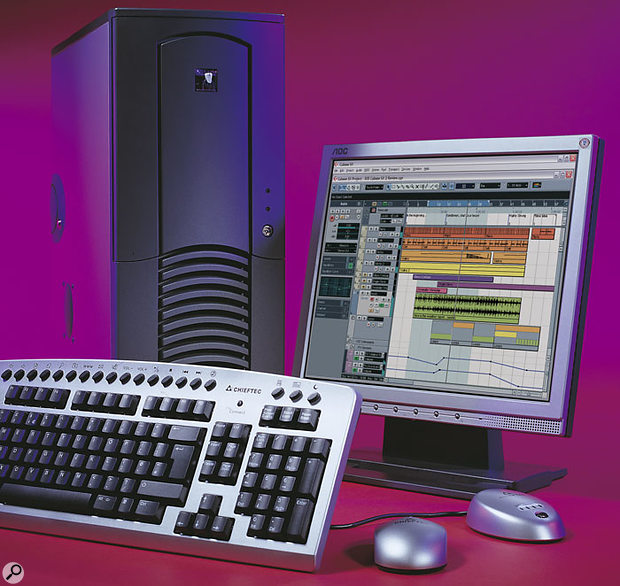 INTA Audio SOS Workstation