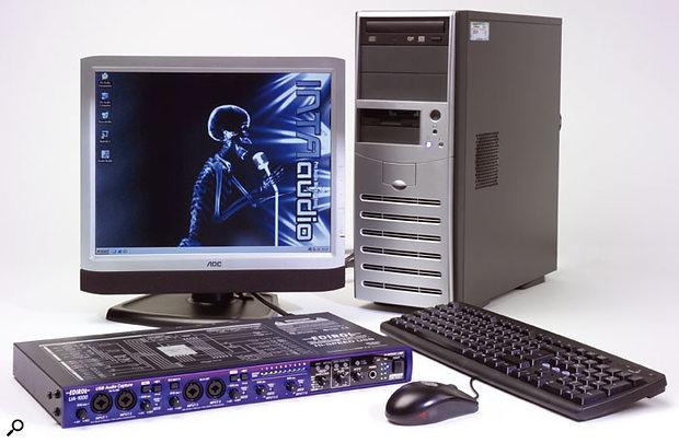 Inta Audio Opteron PC