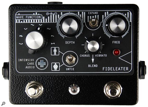 Intensive Care Audio Fideleater - Chorus, Vibrato & Delay Pedal