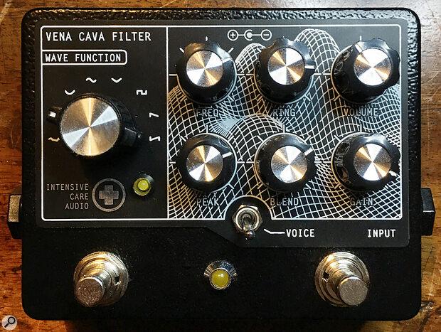 Intensive Care Audio Vena Cava Filter
