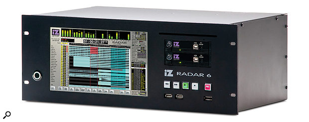 iZ RADAR 6 & ADA II