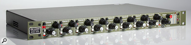 JDK 8MX2 preamp/mixer.