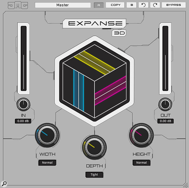 JMG Audio Expanse 3D