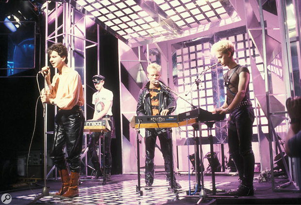 Early Depeche Mode on Top Of The Pops.