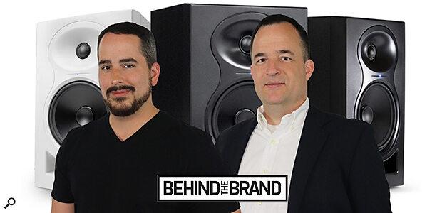 Kali Audio - Nate Baglyos and Charles Sprinkle