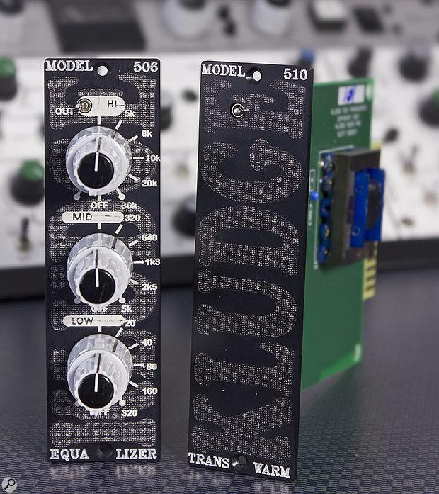 Kludge Audio 506 & 510
