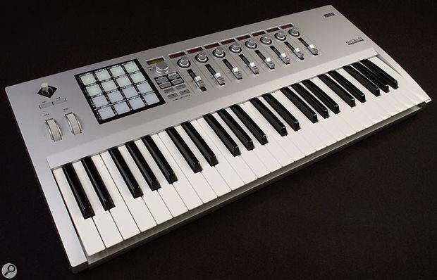 Korg Kontrol 49 : korg kontrol 49 sound on sound ~ Hamham.info Haus und Dekorationen