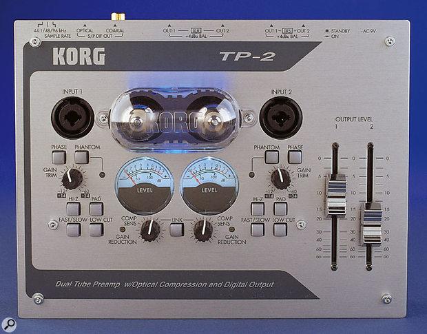 Korg TP2 & TPB2
