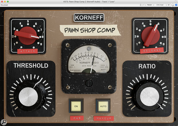 Korneff Audio Pawn Shop Comp 2.0