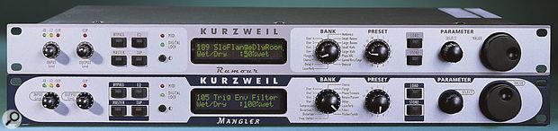 Kurzweil  Rumour & Mangler
