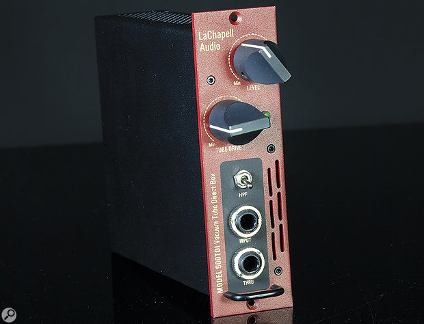 LaChapell Audio 500TDI 500-series Tube DI