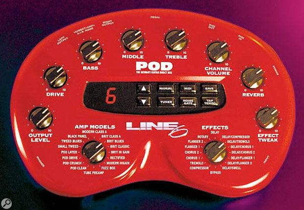 Line 6 Pod - the original
