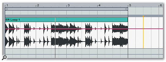 Live looks at the length of an audio file and the current song tempo to guess how many bars long a loop is.