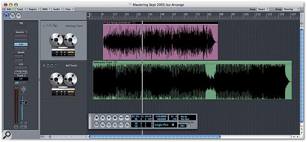 Mastering Your Album In Logic