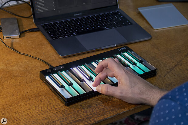 ROLI LUMI Keys Studio Edition