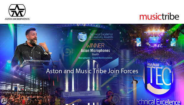 Aston Microphones Music Tribe