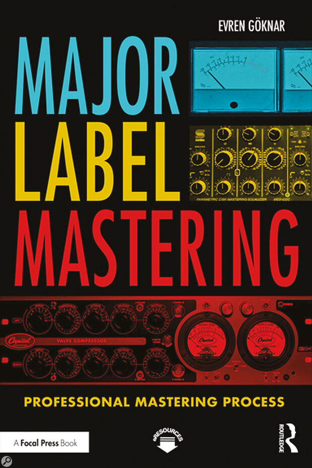 Book Review: Major Label Mastering