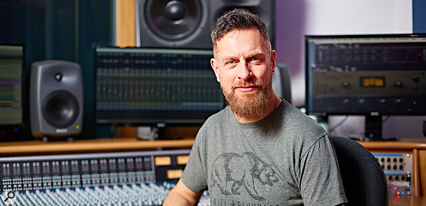 Mark Mynett - Senior Lecturer in Music Technology and Production at Huddersfield University