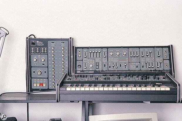Martyn's Roland System 100.