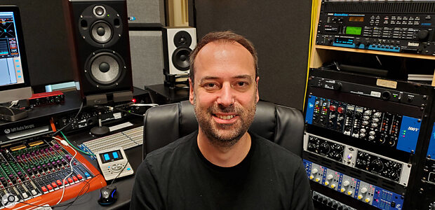 Producer Mat Gendreau
