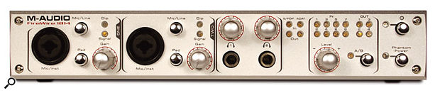 M‑Audio Firewire 1814